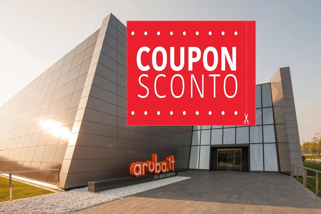 ARUBA SCONTO DEL 50% – AGOSTO 2019